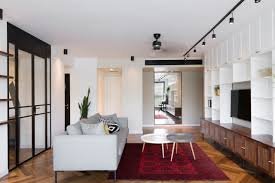 a bauhaus apartment in tel aviv by raanan stern design milk