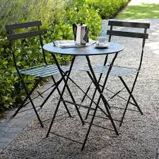 Better Homes And Gardens Wicker Patio Furniture - dining room comfortable dark wicker outdoor bistro set furniture