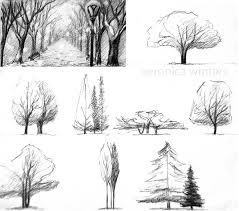 how to get started with easy landscape drawing