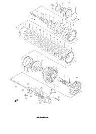 2001 suzuki bandit 1200 gsf1200 clutch parts best oem clutch
