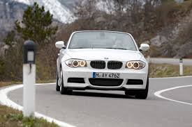 1 Series Convertible 2011 Bmw 1 Series Coupe And Convertible Facelift