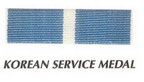 korean service ribbon korean service ribbon