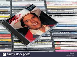 george strait greatest hits album piled cd cases