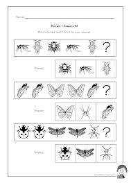 28 preschool worksheets insects insect worksheets for