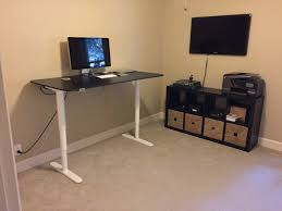 Sit To Stand Desk Ikea by Tech Notes Ikea Bekant Sit Stand Desk