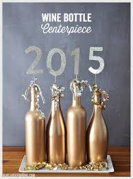 wine bottle centerpieces 2015 wine bottle centerpiece barone