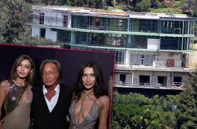Bel Air Mansion Mohamed Hadid Bel Air Mansion Fight On Instagram