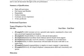 Skills And Abilities Resume Samples by Sample Resume Media Specialist