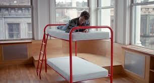 Big Bunk Bed Big 80s Style