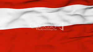 Austria Flag Flying Flag Of Austria Royalty Free Video And Stock Footage