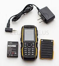 Att Rugged Phone Military Cell Phone Ebay