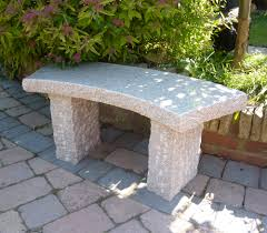 windsor natural granite stone bench large garden benches s u0026s shop