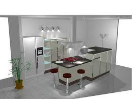 cuisine avec ilot bar cuisine ilot bar meuble ilot central pinacotech