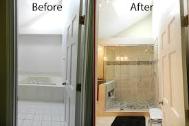 Bathroom Tub To Shower Conversion Naperville Il Home Remodeling Contractor Kitchens Bathrooms