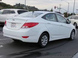 are hyundai accent cars 2015 used hyundai accent 4dr sedan automatic gls at marin honda