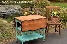 Drop Leaf Outdoor Table Updating An Antique Drop Leaf Table Into A Tea Or Bar Cart Hometalk