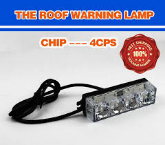 warning lights for sale sale 1x car truck vehicle motorcycle roof top emergency
