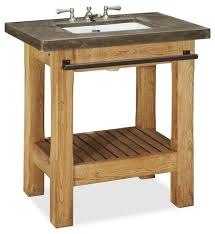 Rustic Bathroom Vanity Cabinets single sink console rustic bathroom vanities and sink consoles