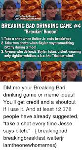 Walt Jr Breakfast Meme - 25 best memes about memes breaking bad memes breaking bad memes