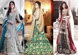 bridal collection hsy new bridal collection 2017 wedding lehenga and maxi dresses