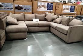 Sofa Sectionals Costco Fabric Sectional Sleeper Sofa Costco Capricornradio