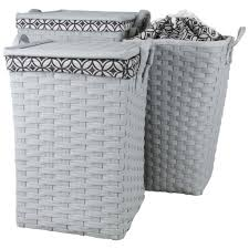 laundry hamper organizer decor u0026 tips laundry room design and wicker laundry baskets for