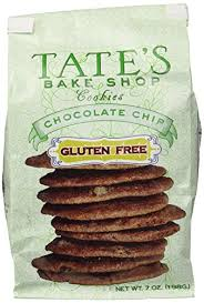 tate s cookies where to buy tate s bake shop gluten free chocolate chip cookies