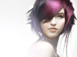 girl hair purple hair girl wallpaper by zerkiee on deviantart