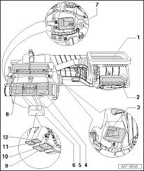 audi workshop manuals u003e a3 mk2 u003e heating ventilation air