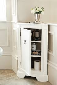 Narrow Bathroom Storage Cabinet by Bathroom Cabinets Smart Small Corner Cabinet Decor Dit With