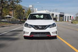 nissan sentra quick strut 2017 nissan sentra nismo first test the return of the sentra