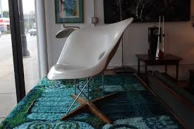 chaise lounge chair by charles and ray eames