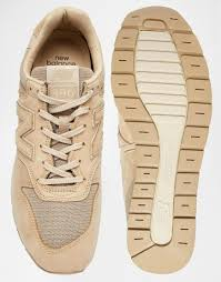 Comfortable New Balance Shoes New Balance 996 Tonal Beige Men Shoes