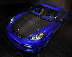 Porsche Panamera Top Speed - mansory porsche panamera turbo car tuning