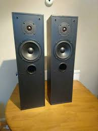 ds 10 home theater system acoustic solutions ds 1000 mkii floorstanding speakers in
