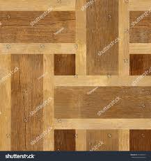 Laminate Floor Wall Abstract Paneling Pattern Seamless Background Decorative Stock