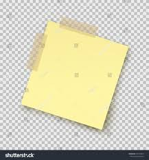 post note paper sticker pin on stock vector 630199646 shutterstock
