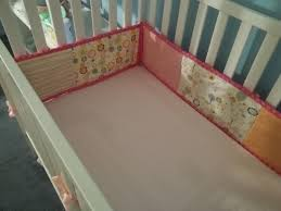 bedroom mesh crib bumper crib rail bumpers crib bumpers