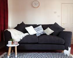 Cosy Cushions Family Living Room Makeover With Dfs Fresh Design Blog