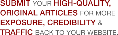 Articles Ezinearticles Submission Submit Your Best Quality Original
