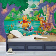 disney winnie pooh piglet tigger photo wallpaper mural 3175wm disney winnie pooh piglet tigger photo wallpaper mural 3175wm