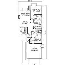 adobe southwestern style house plan 3 beds 2 00 baths 1303 sq