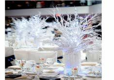 Lit Branches Marvelous Formal Centerpieces Crystal Treevendors My Sorted Affair