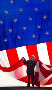 Garrison Flag Size Big Interest In Big Flags Area Fire Departments Go To Great