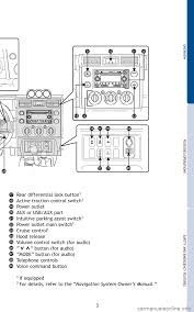 toyota fj cruiser 2011 1 g quick reference guide