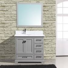 Amare 60 Vanity View The Wyndham Collection Wcr410060sdgarintm58 Dove Gray Amare