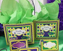 mardi gras gifts mardi gras printable party