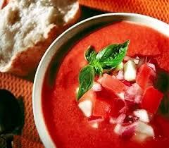 recette cuisine gaspacho espagnol le gaspacho une délicieuse soupe froide