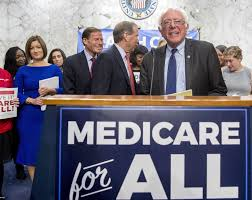 sanders rolls out plan for federally run health insurance