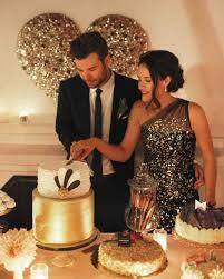 wedding cake cutting amazing cake cutting dresses for your reception martha stewart